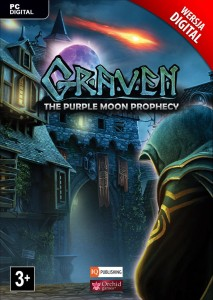 Graven The Purple Moon Prophecy - DIGITAL STEAM