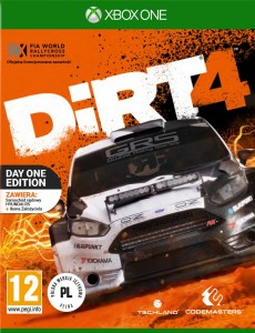 XONE DIRT 4 PL Day One Edition