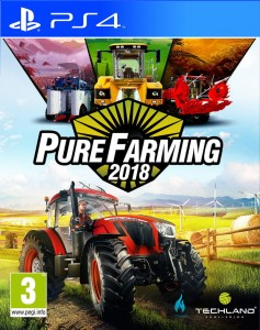 PS4 Pure Farming 2018 PL