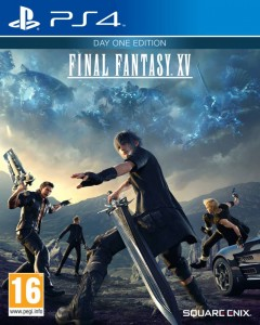 PS4 Final Fantasy XV Day One Edition