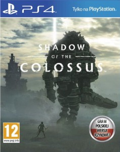PS4 Shadow of the Colossus PL