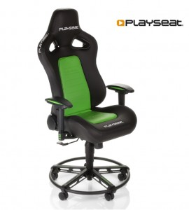 PLAYSEAT® OFFICE L33T GREEN