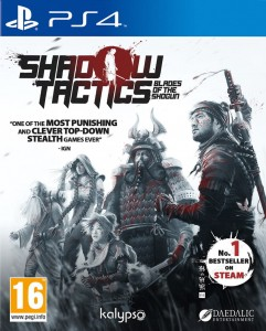 PS4 Shadow Tactics Blades of Shogun PL