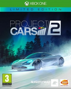 XONE Project Cars 2 PL Limited Edition