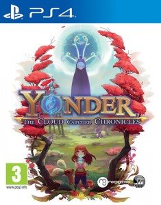 PS4 Yonder The Cloud Catcher Chronicles