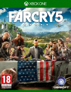XONE Far Cry 5 PL