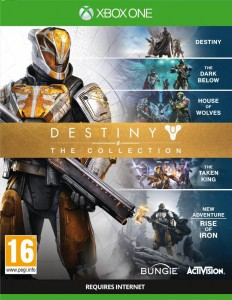 XONE Destiny The Collection
