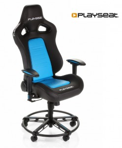 PLAYSEAT® OFFICE L33T BLUE