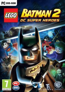 Lego Batman 2 DC Super Heroes PL