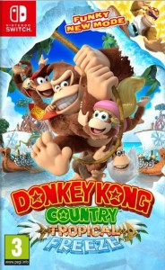 SWITCH Donkey Kong Country Tropical Freezy