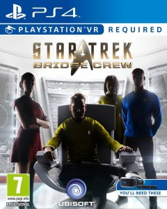 PS4 Star Trek Bridge Crew