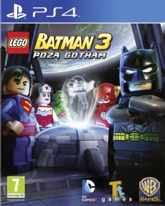 PS4 Lego Batman 3 Beyond Gotham PL