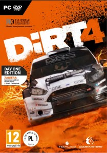 DIRT 4 PL Day One Edition