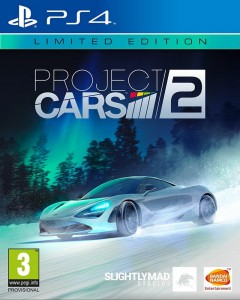 PS4 Project Cars 2 PL Limited Edition