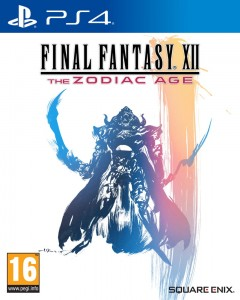 PS4 Final Fantasy XII The Zodiac Age