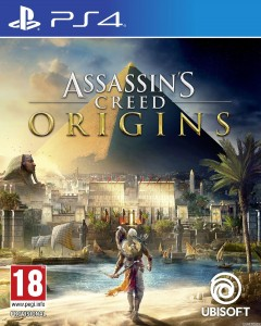 PS4 Assassin's Creed Origins PL