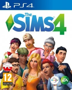 PS4 The Sims 4 PL