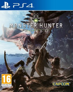 PS4 Monster Hunter World