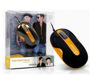 PC Super Optical Mouse 800 + musepad