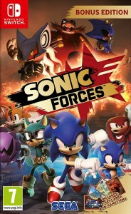 SWITCH Sonic Forces PL BONUS Edition