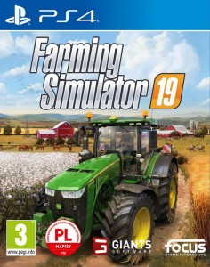 PS4 Farming Simulator 19 PL