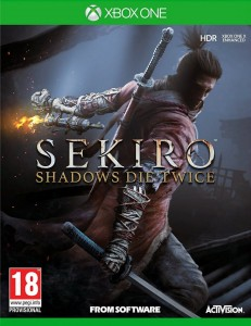 XONE Sekiro Shadows Die Twice PL