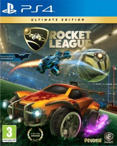 PS4 Rocket League Ultimate Edition PL