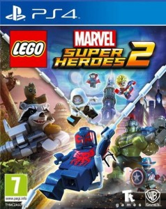 PS4 Lego Marvel Super Heroes 2 PL