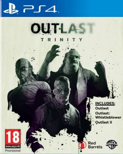 PS4 Outlast Trinity PL