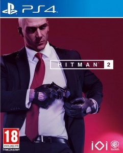 PS4 Hitman 2 PL