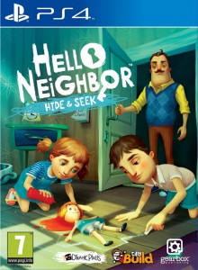 PS4 Hello Neighbor Hide & Seek PL