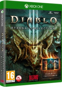 XONE Diablo III Eternal Collection PL