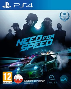 PS4 Need For Speed PL