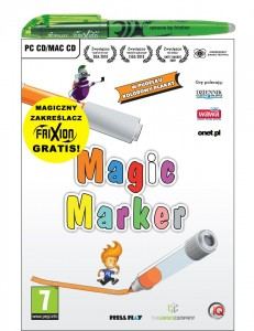 Magic Marker PL + Pilot Frixon GRATIS