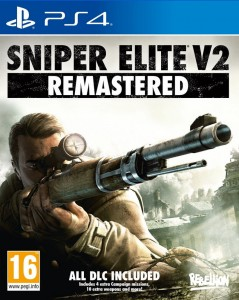 PS4 Sniper Elite V2 Remastered PL