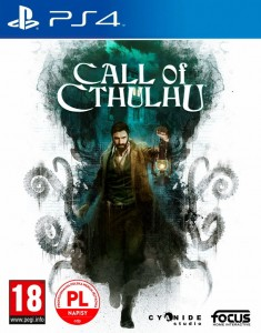 PS4 Call of Cthulhu PL