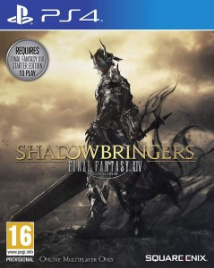 PS4 Final Fantasy XIV Shadowbringers