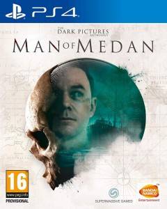 PS4 The Dark Pictures Man of Medan