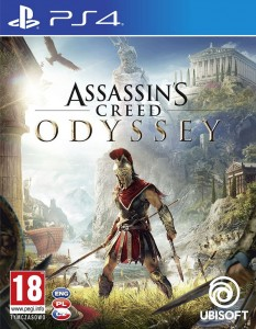 PS4 Assassin's Creed Odyssey PL