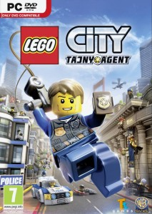 PC Lego City Undercover Tajny Agent