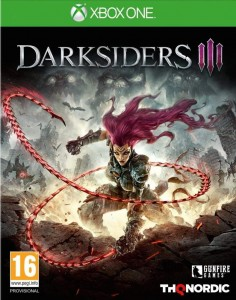 XONE Darksiders 3 PL