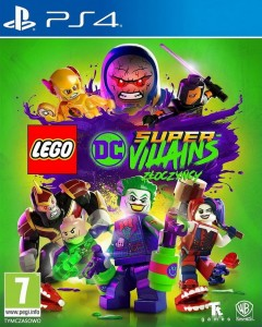 PS4 Lego DC Super Villains Złoczyńcy