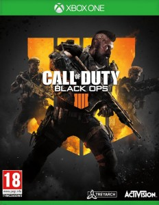 XONE Call of Duty Black Ops 4 PL