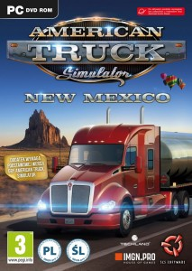 American Truck Simulator PL New Mexico