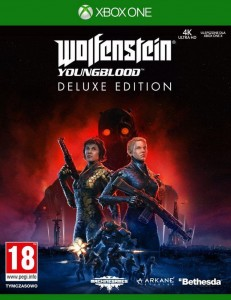 XONE Wolfenstein Youngblood DeLuxe Eidtion PL