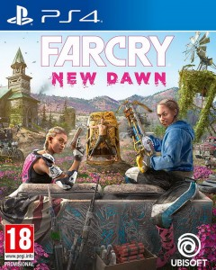 PS4 Far Cry New Dawn PL