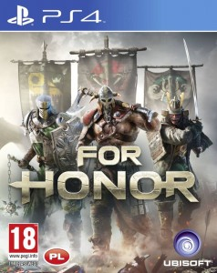 PS4 For Honor PL