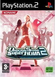 PS2 Dancing Stage SuperNova 2