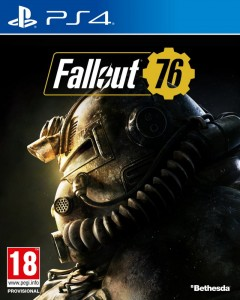 PS4 Fallout 76 PL