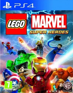PS4 Lego Marvel Super Heroes PL